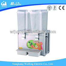 fruit juice beverage dispenser machine