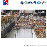 building material cement based waterproofing material