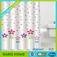 Walmart Water Proof Shower Curtain Fabric
