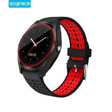 IP67 Waterproof Smartwatch Remote Camera Bluetooth Best Hot Selling Business 2G Smart Watch For Android and iOS Phone