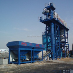 good price hot mix asphalt concrete batching plant LDG60