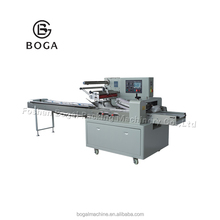 Automatic food wrapping machine Pastel packing machine