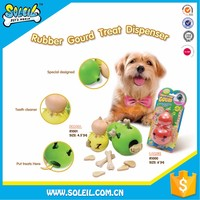 OEM AND ODM Services Non-Toxic Rubber Pet Toys Balls Pet Toy