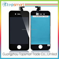 Low price lcd touch screen with digitizer for iphone 4s