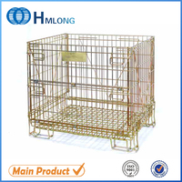 Steel wire mesh metal cages