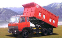Dongfeng 6 wheelers LHD/RHD Kinrun Dump Truck/ 15 tons engineering tipper trucks