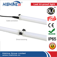 energy saving LED tri-proof ceiling light fitting 1200MM 30W 4FT