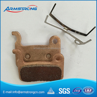 smooth Confortable sintered mtb brake pads for promax dsk-950