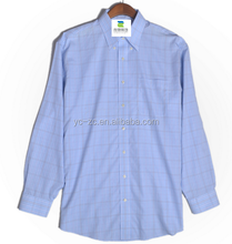Latest dresses shirts gents fashion shirts men's office shirts dress plus size