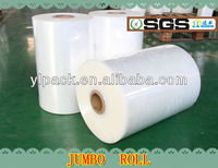 hight quality pe stretch film, wrap film
