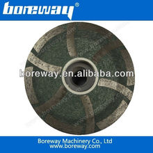 High quality resin filled stone grinding wheel