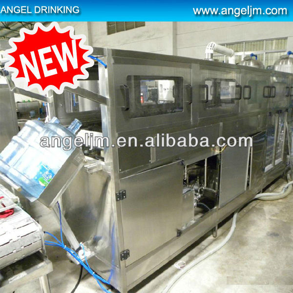Automatic 20 liter bottle filling machine