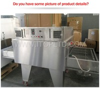 commercial bakery equipment for mini bakery industrial gas ovens for mini bakery