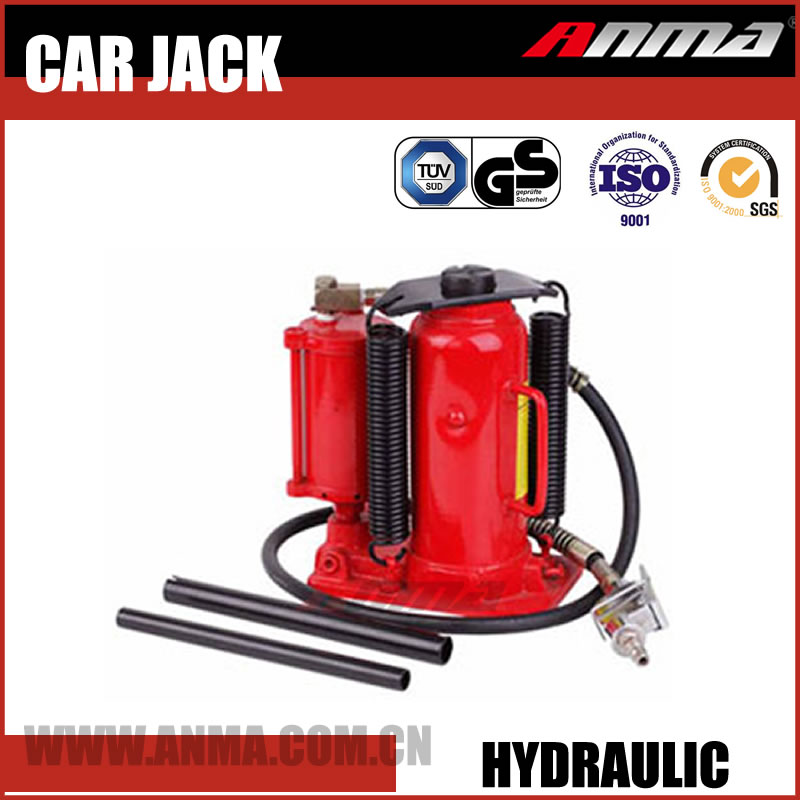 Producer Universal portable Manual mini automatic electric hydraulic car jack AM0104100