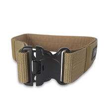 Men Sport Stretch Canvas Militery Belt Adjustable Tactical Military Belt With High Quality Plastic Buckle