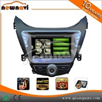 2015 Newest wince 6.0 Car Radio for Hyundai Elantra 2014 with GPS Navigation 3G Wifi, Trade Assurance Supplier