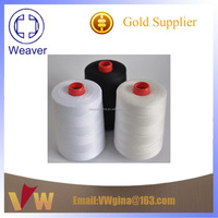 Truly manufacturer 100% polyester sewing thread