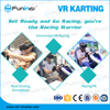 Best Seller Factory Price VR Karting Simulator outdoor playground equipment 3d vr headset