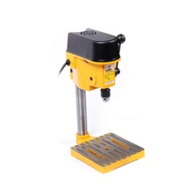good quality new high quality mini hand auger multi spindle vertical electric core drilling rig table bench driller machine