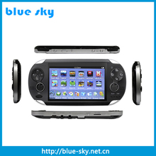 8gb high quality brands 4.3 Inch screen hd mp4 mobile movies
