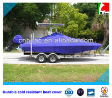 600D Breathable Waterproof Fabric Boat Cover