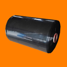 Film Stretch Pe Film Agriculture Black Plastic Film