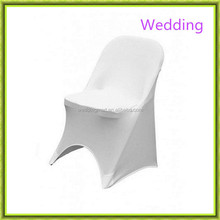 folding Spandex chair cover For Chair Decoration