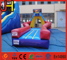 2016 New Style Running Inflatable Hoops Basketball Game For Hot Sale