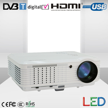 Office equipments 1.2-5.5m projection distance projector with android 4.4.4 OS