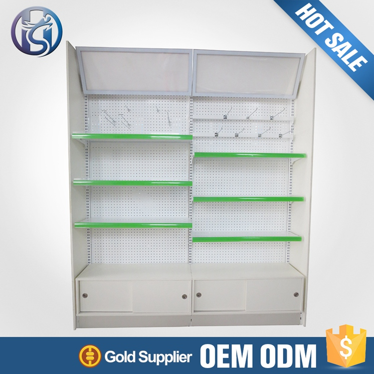 Premium Quality Custom Made Giant Hypermarket Rack Shelf Shelving