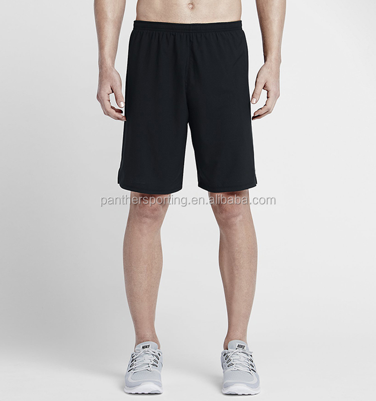 On sales good quality sportswear men's gym activewear custom running shorts