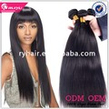 high quality no tanlge no shedding competitive price brazilian hair straightening