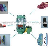 Rubber Plastic Slipper Making Machine