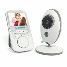 Wireless Video Baby Monitor VB605 2.4GHz 2 Way Audio Night Vision Temperature Monitoring Baby Camera