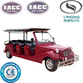 7.5kw 72V 11 seats classic car with CE Certificate