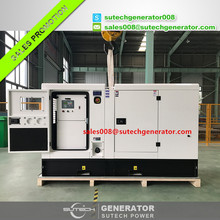 50kva super silent diesel genset price powered by UK quality Lovol engine 1003TG