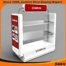 portable design electric appliance display rack,electric appliance display shelf