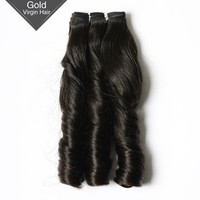 Best Sale VV Hair 6 Inch Wholesale Unprocessed 100% Natural Color Human Hair Beyonce Weaving
