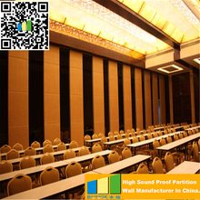 Factory Price MDF Folding Wooden Partition Flexible Office Partition Walls