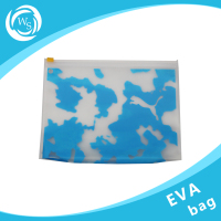 2015low melting point packing substitute EVA bags Clear EVA Bags EVA Zipper Bags