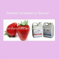 Strawberry flavor for fruit candies