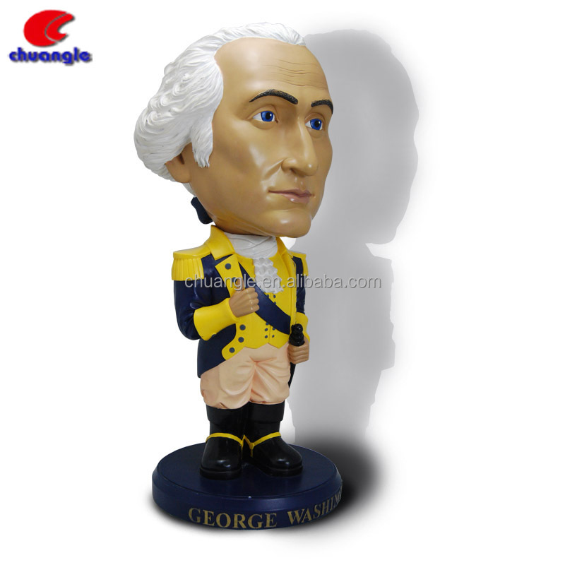 Resin Bobble Head,Bobble Head Statue