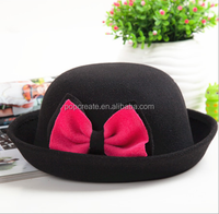 2015 the Lovely Children wool felt hat