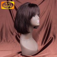 Best Quality Hot Selling New Style Natural Color Human Hair Lace Wigs For Small Heads