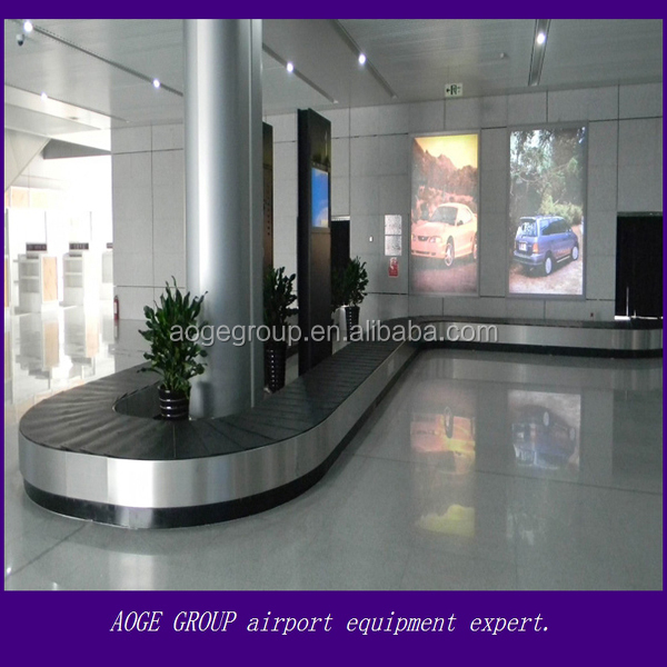 arrival airport baggage handling system