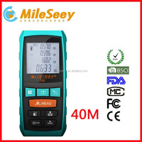Shenzhen manufacture Mileseey S6 40M digital height measurement laser alignment tools