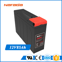 Solar Gel Bank 12V 85Ah For Inverter Low Price Battery
