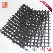 polyester geogrid load support grid for driveway