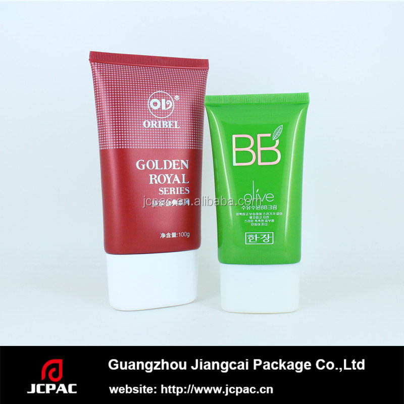 Dual Soft Tube for cosmetic /Screen Printing /BB cream