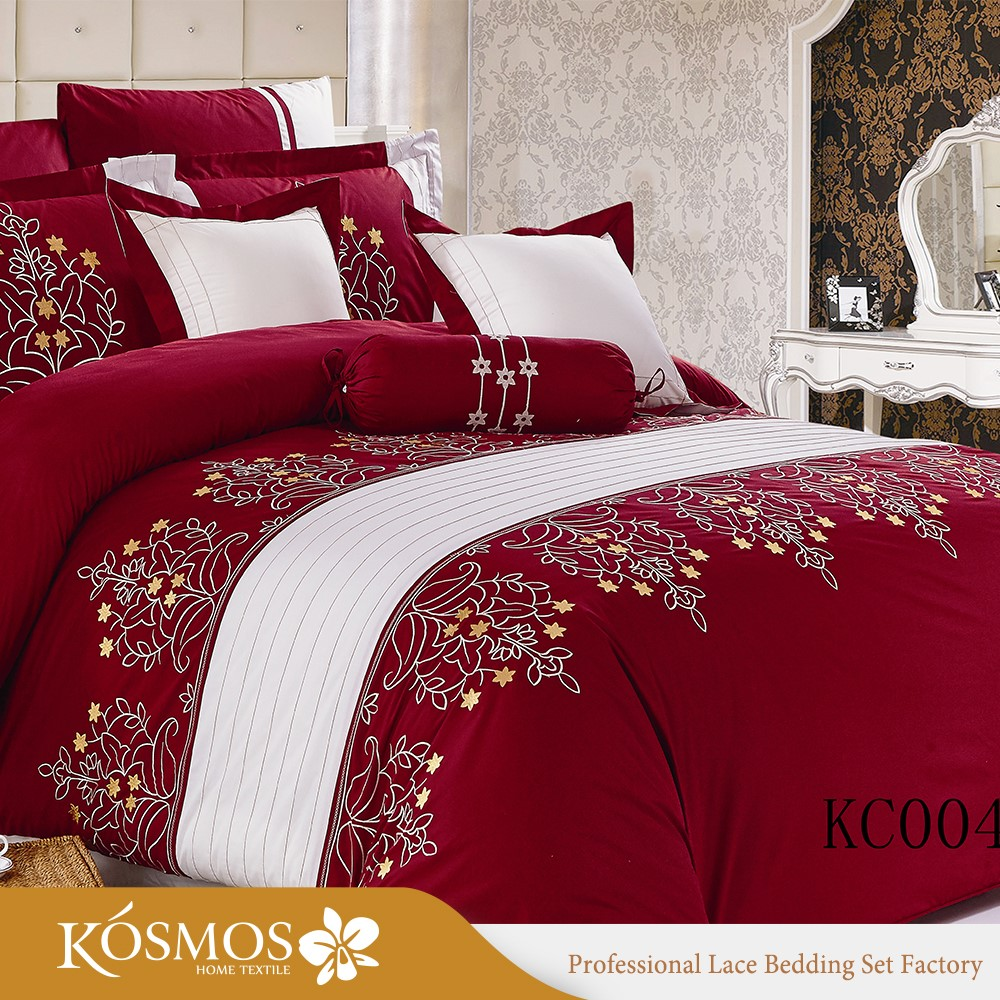 6pc 7pc 9pieces patchwork broderie bedding